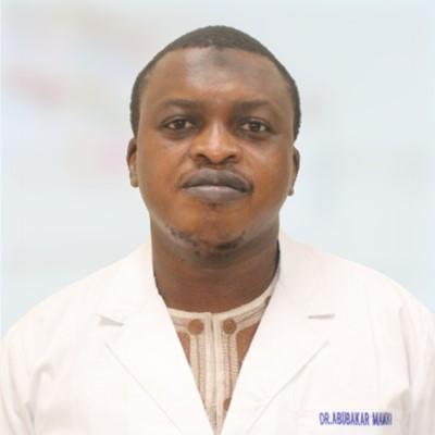Dr. Abubakar Mamuda