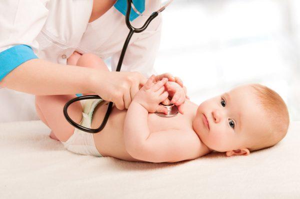 Health checks for babies