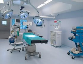 Accredited surgical facility